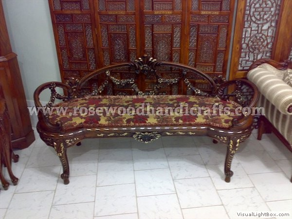Rosewood Siety ( 2 Seater )