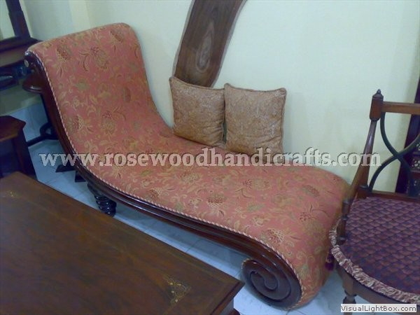 Rosewood Impala Couch