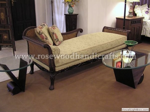 Rosewood Couch Seater