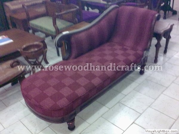 Rosewood Couch