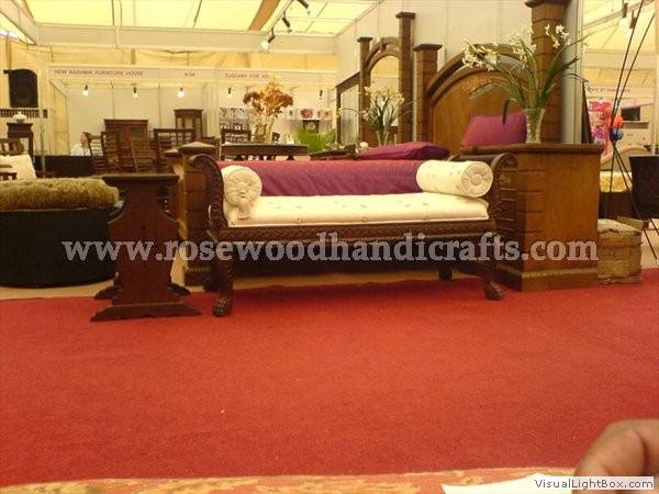 Rosewood Couches