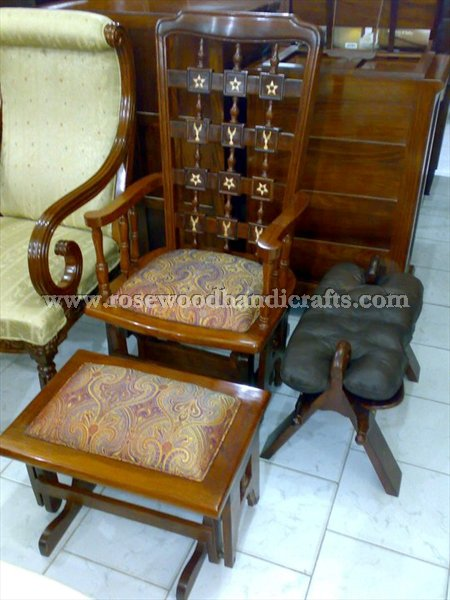 Wooden Relaxing Chairs Rosewood Relaxing Chairs Wooden