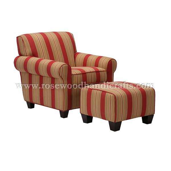 Relaxing Sofa Seat With Ottoman