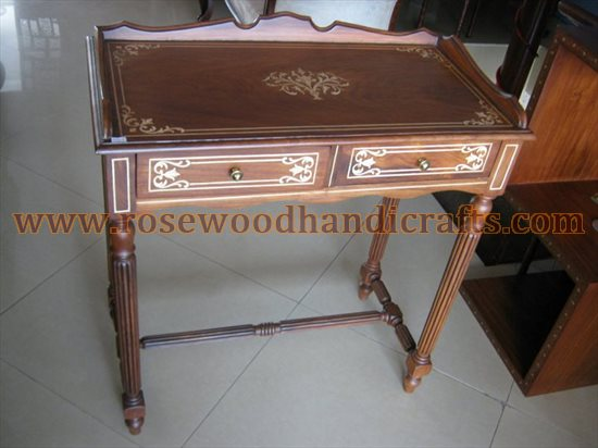 Wooden Small Writing Desk