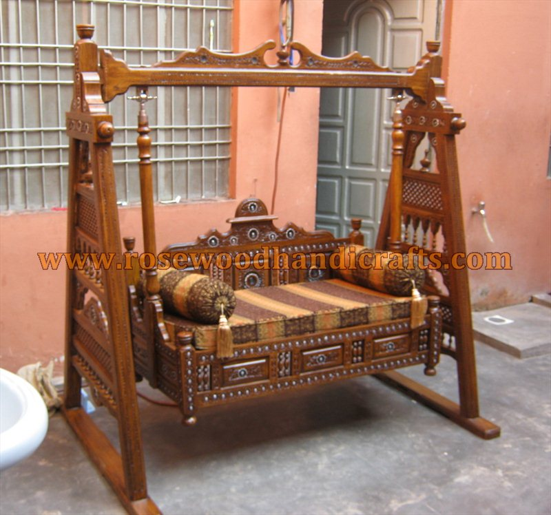 Wooden Triditional Swing