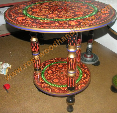 Wooden Lacquer Table