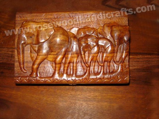 Rosewood Carving Jewelry Boxes Wooden Carving Jewelry Box