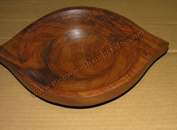 Wooden Dry Fruit Plate